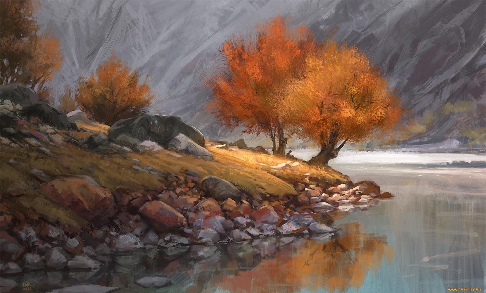 покупки панорамные постеры природа осень фильтры крайне полезная